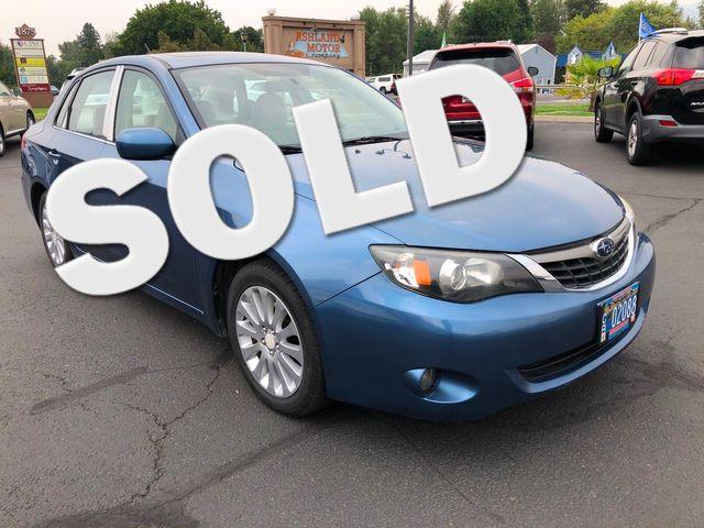 2009 Subaru Impreza i w/Premium Pkg | Ashland, OR | Ashland Motor Company in Ashland OR