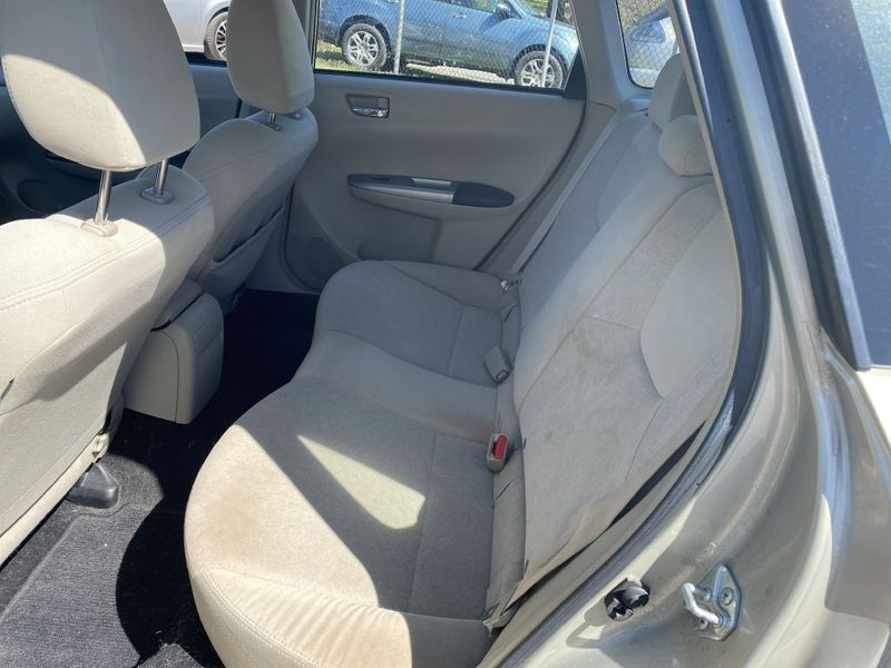 2009 Subaru Impreza i  city MD  South County Public Auto Auction  in Harwood, MD