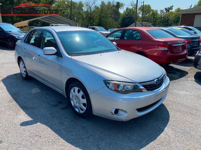 2009 Subaru Impreza i