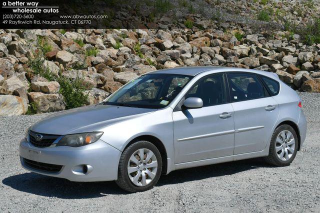 2009 Subaru Impreza i AWD Naugatuck, Connecticut