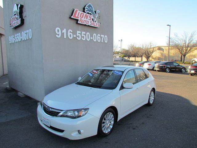 2009 Subaru Impreza i w/Premium Pkg AWD in Sacramento, CA 95825