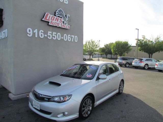 2009 Subaru Impreza WRX 5 Speed in Sacramento, CA 95825