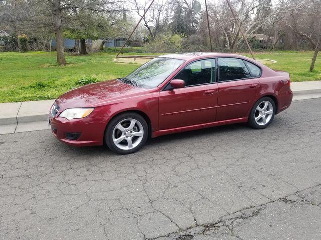 2009 Subaru Legacy Special Edition Chico, CA