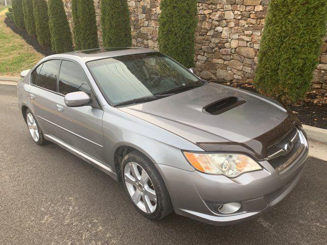2009 Subaru Legacy GT Limited