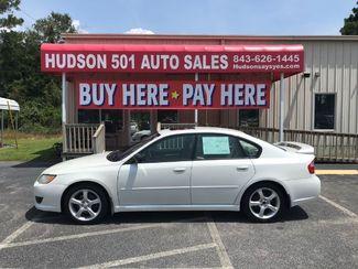 2009 Subaru Legacy in Myrtle Beach South Carolina