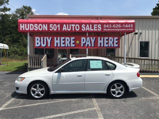 2009 Subaru Legacy Special Edition | Myrtle Beach, South Carolina | Hudson Auto Sales in Myrtle Beach South Carolina