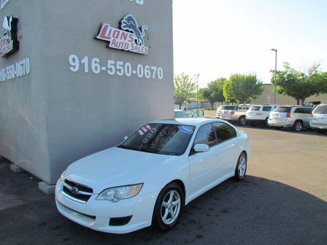 2009 Subaru Legacy Special Edition in Sacramento, CA 95825