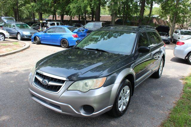 2009 Subaru Outback Manual