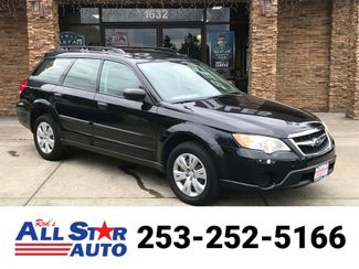 2009 Subaru Outback 2.5i AWD in Puyallup Washington, 98371