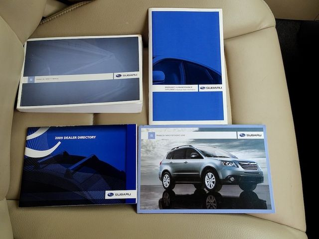 2009 Subaru Tribeca 7-Pass Special Edition Madison, NC 49