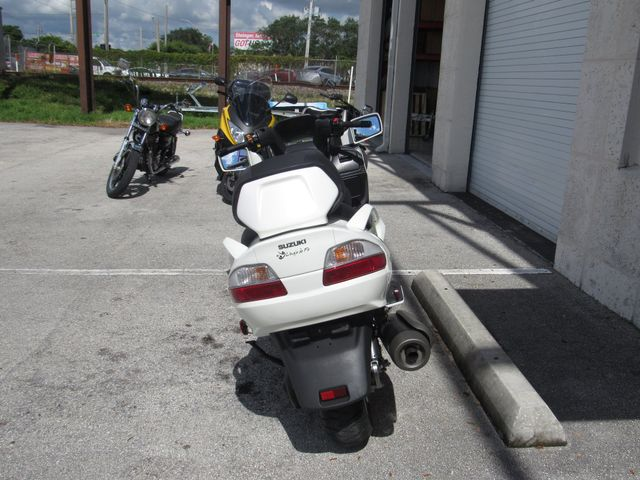 2009 Suzuki Burgman 650 in Dania Beach Florida, 33004