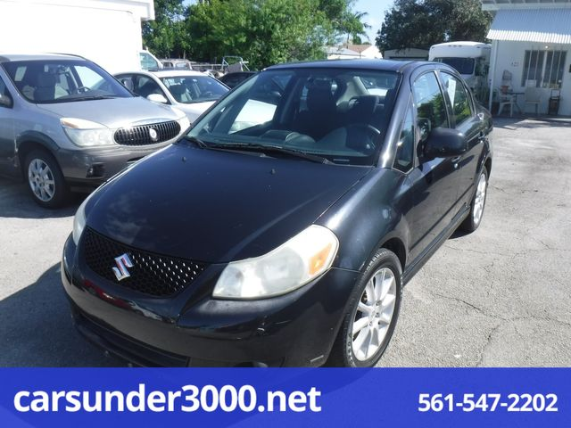 2009 Suzuki SX4 Man Sport FWD Lake Worth , Florida