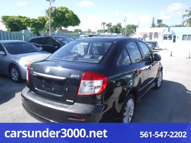 2009 Suzuki SX4 Man Sport FWD Lake Worth , Florida 2