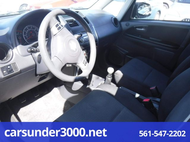 2009 Suzuki SX4 Man Sport FWD Lake Worth , Florida 4