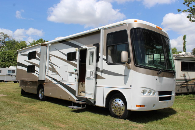 2009 Thor FOR RENT or SALE 34' Windsport Bunk House with 3 slides
