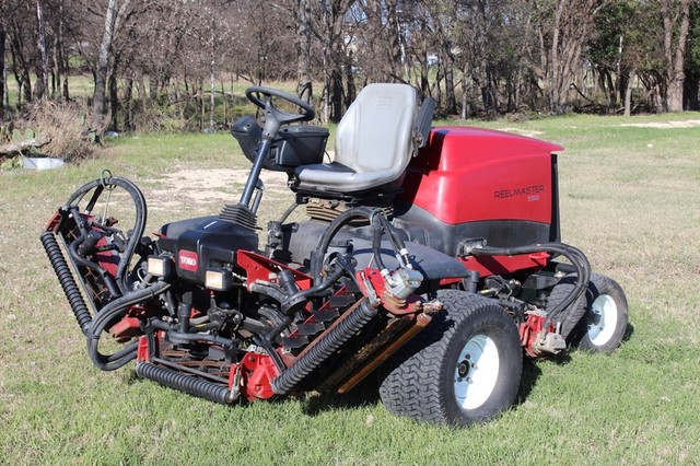 2009 Toro 5510 Fairway mower San Antonio, Texas 0