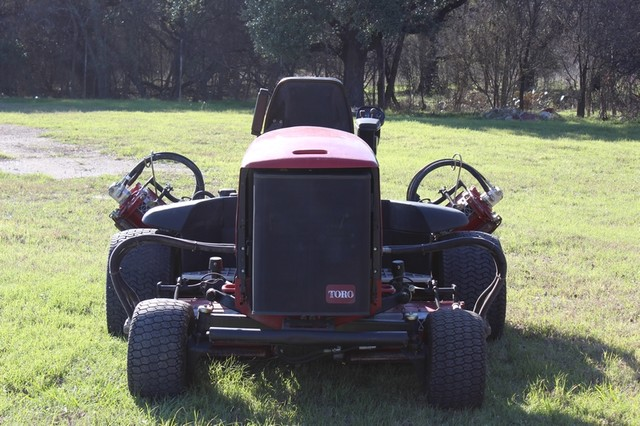 2009 Toro 5510 Fairway mower San Antonio, Texas 6