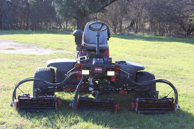 2009 Toro 5510 Fairway mower San Antonio, Texas 2