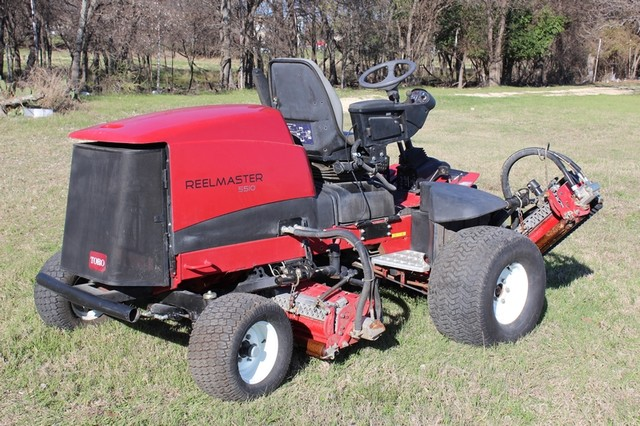 2009 Toro 5510 Fairway mower San Antonio, Texas 5
