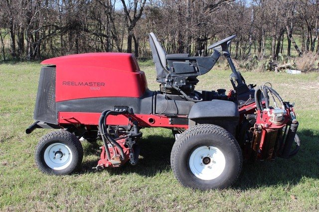 2009 Toro 5510 Fairway mower San Antonio, Texas 4