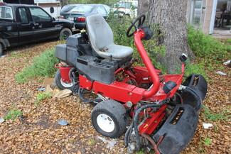 2009 Toro Greensmaster 3150Q Greens Mower San Antonio, Texas