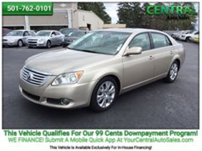 2009 Toyota AVALON  | Hot Springs, AR | Central Auto Sales in Hot Springs AR