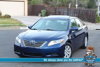 2009 Toyota CAMRY HYBRID SEDAN NAVIGATION LEATHER 1-OWNER in Woodland Hills CA, 91367