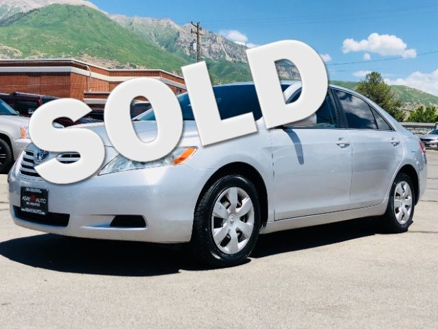 2009 Toyota Camry LE 5-Spd AT LINDON, UT