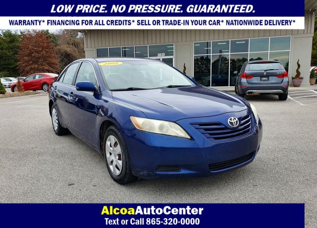 2009 Toyota Camry LE 5-Speed Manual Transmission