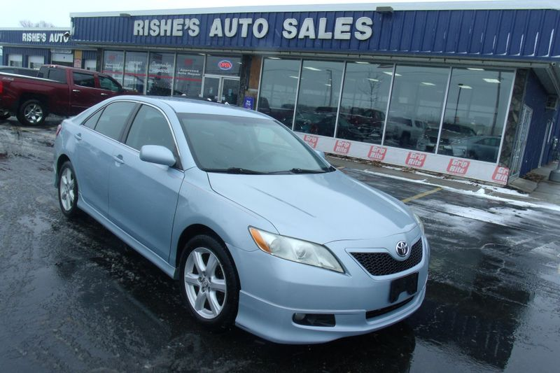 2009 Toyota CAMRY LE | Rishe's Import Center in Ogdensburg New York