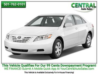 2009 Toyota CAMRY/PW  | Hot Springs, AR | Central Auto Sales in Hot Springs AR