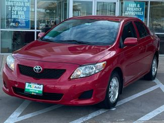 2009 Toyota COROLLA BASE; S; LE; in Dallas, TX 75237
