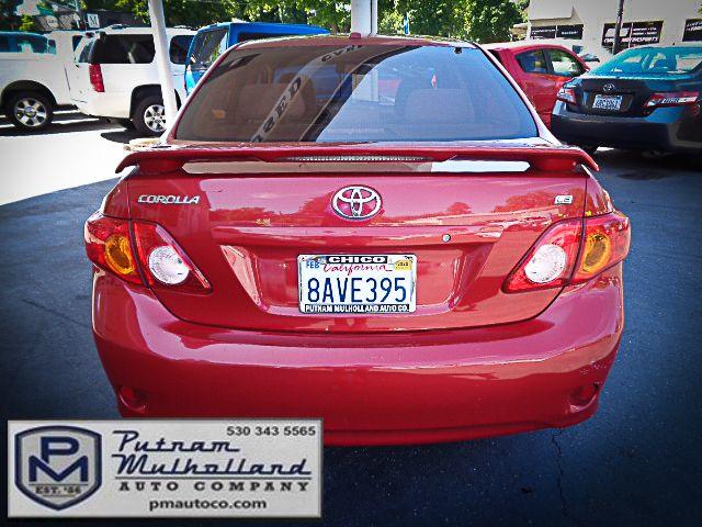 2009 Toyota Corolla LE Chico, CA 5