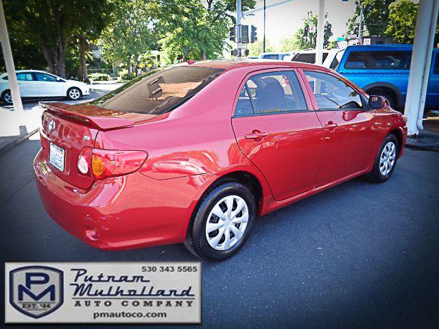 2009 Toyota Corolla LE Chico, CA 6