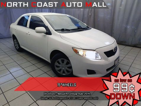 2009 Toyota Corolla Base in Cleveland, Ohio