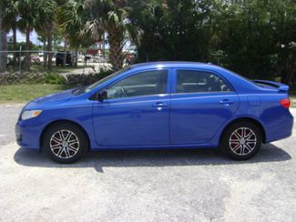 2009 Toyota COROLLA Sport in Fort Pierce, FL 34982