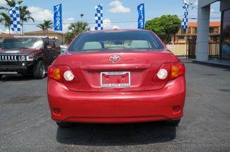 2009 Toyota Corolla Hialeah, Florida 4