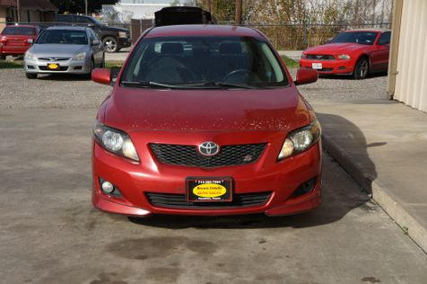 2009 Toyota COROLLA BASE | Houston, TX | Brown Family Auto Sales in Houston, TX