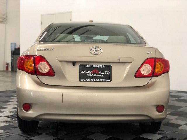 2009 Toyota Corolla LE 4-Speed AT LINDON, UT 4