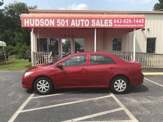 2009 Toyota Corolla Base 4-Speed AT | Myrtle Beach, South Carolina | Hudson Auto Sales in Myrtle Beach South Carolina