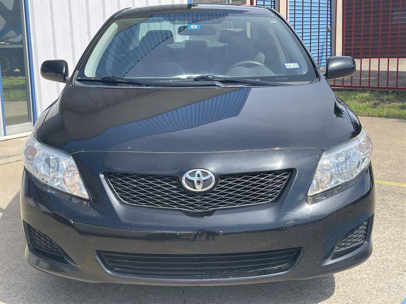2009 Toyota Corolla 1.8L VVT-I 4 CYLINDER, FWD, UBER CLEAN LE  in Rowlett, Texas