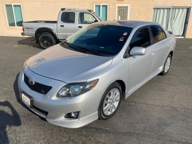 2009 Toyota Corolla SPORT w/ 74,104 MILES 1 OWNER, Clean Title, 33 CarFax Records