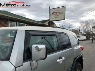 2009 Toyota FJ Cruiser Knoxville , Tennessee 12