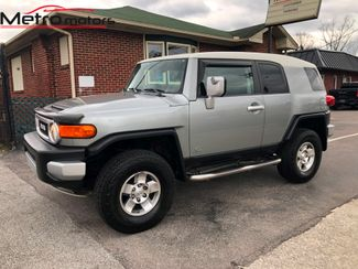 2009 Toyota FJ Cruiser Knoxville , Tennessee 8