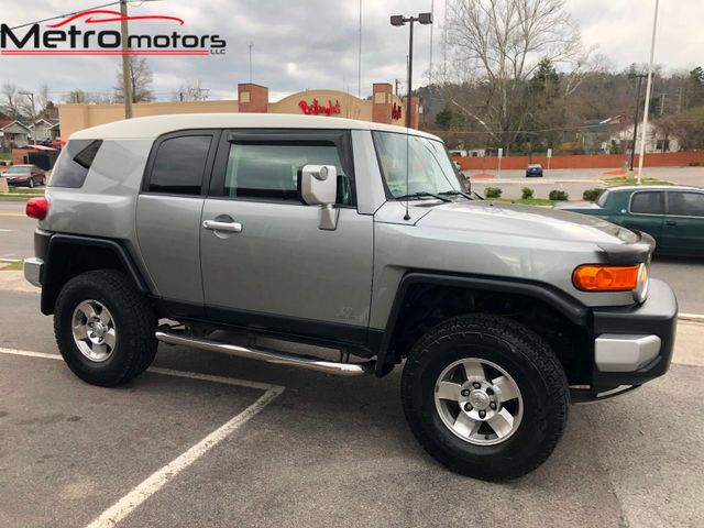 2009 Toyota FJ Cruiser Knoxville , Tennessee 1