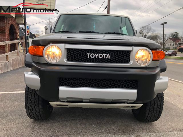 2009 Toyota FJ Cruiser Knoxville , Tennessee 3