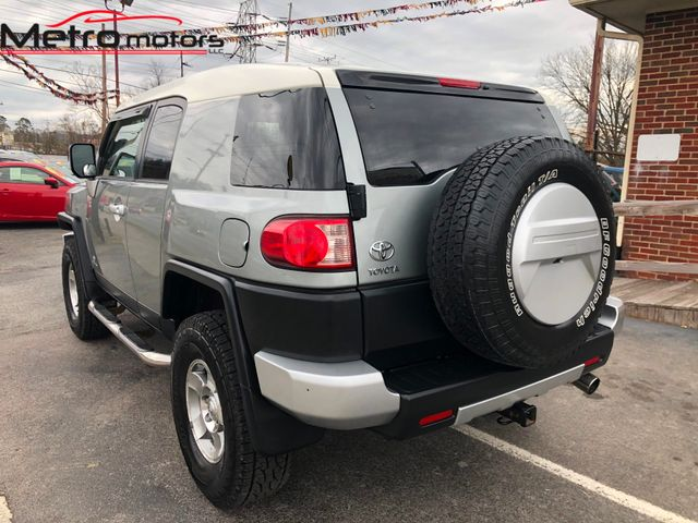2009 Toyota FJ Cruiser Knoxville , Tennessee 37