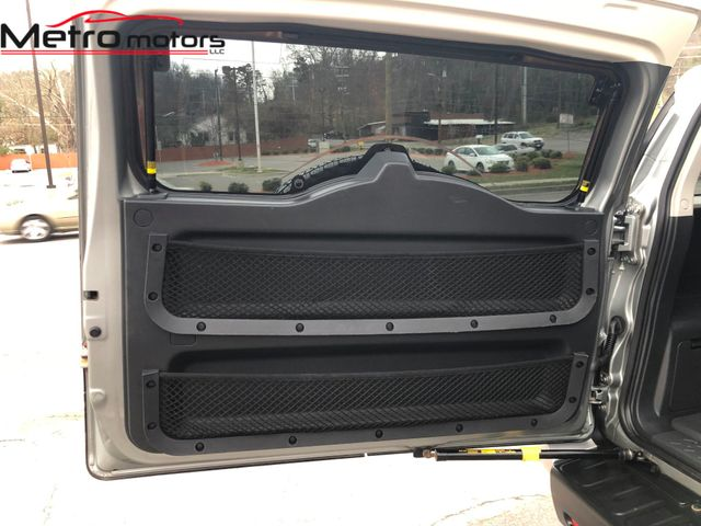 2009 Toyota FJ Cruiser Knoxville , Tennessee 41