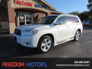 2009 Toyota Highlander Limited | Abilene, Texas | Freedom Motors  in Abilene,Tx Texas