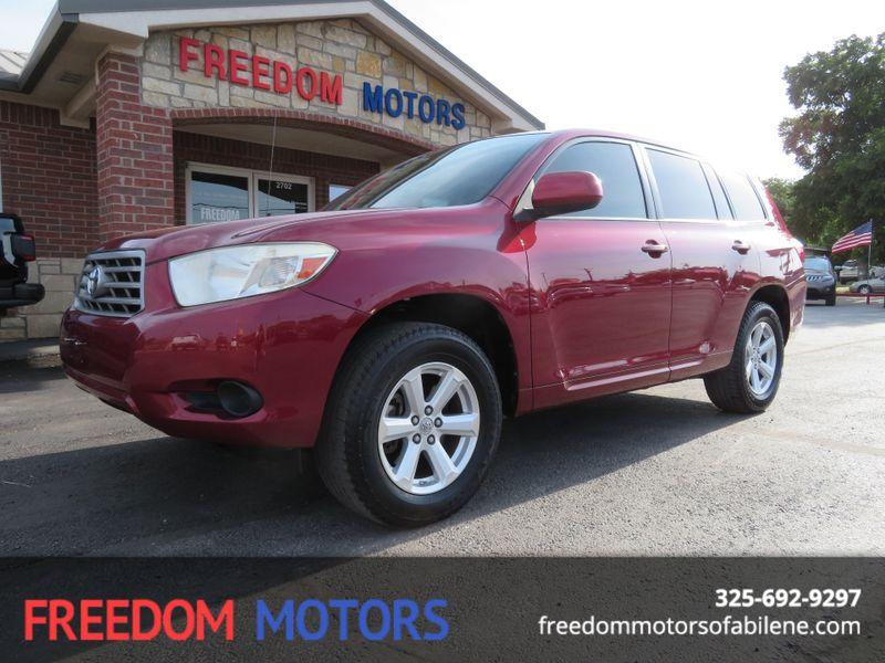 2009 Toyota Highlander  | Abilene, Texas | Freedom Motors  in Abilene Texas